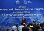 Chủ tịch nước chủ trì họp báo về kết quả Hội nghị cấp cao APEC