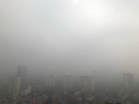 Mẹo di chuyển khi trời mù sương