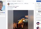 Tổng thống Trump phát livestream khoảnh khắc đến Hà Nội