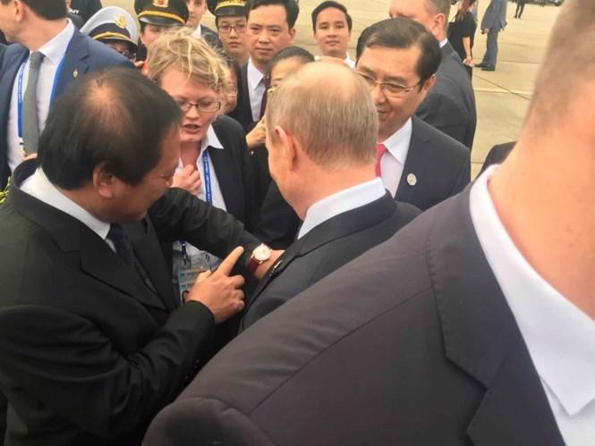 Apec 2017,Apec Summit 2017,Hội nghị Apec,Tổng thống Nga Putin,APEC Việt Nam