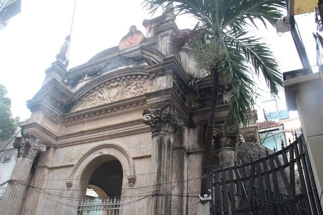 Lăng mộ trăm tuổi bí ẩn ở Sài Gòn