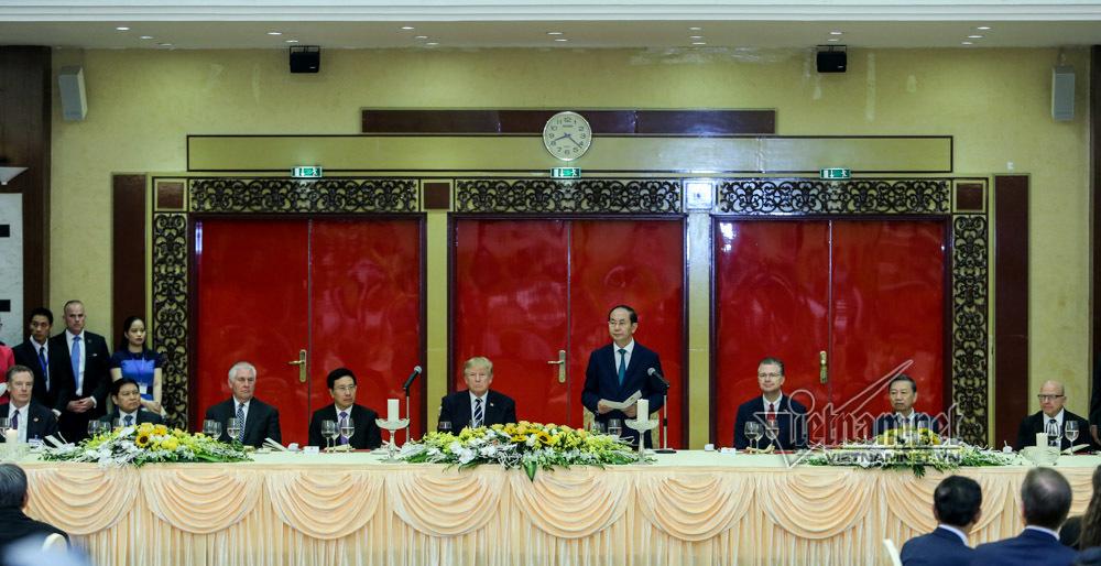 Tổng thống Mỹ Donald Trump,Donald Trum,Hoa Kỳ,Tổng thống Mỹ Donald Trump thăm Việt Nam,APEC 2017