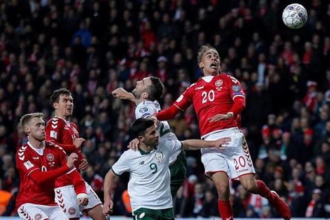Đan Mạch 0-0 Ireland