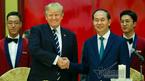 Trực tiếp: Lễ đón Tổng thống Donald Trump tại Phủ Chủ tịch