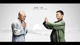 Cao thủ Lý Liên Kiệt bị tỉ phú Jack Ma đánh bại trong phim