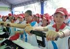 300 người đồng diễn thể dục kêu gọi phòng chống tiểu đường