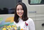 Nữ sinh tặng hoa ông Tập Cận Bình là hoa khôi Ngoại giao