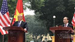 Tổng thống Trump: Chúng ta gắn kết với nhau vì mục tiêu, lợi ích chung