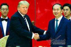 Toàn văn Tuyên bố chung Việt Nam - Hoa Kỳ
