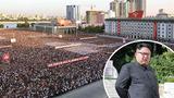 Còi báo động không kích rền vang khắp Bình Nhưỡng
