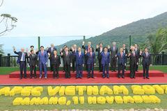 Lãnh đạo các nền kinh tế APEC thông qua tuyên bố Đà Nẵng