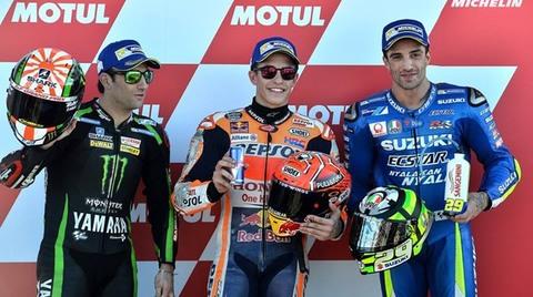 Phân hạng Valencia GP: Marc Marquez lần thứ 8 giành pole
