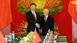 Tổng bí thư hội đàm với Tổng bí thư, Chủ tịch Trung Quốc Tập Cận Bình