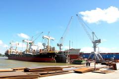 Hải Phòng: Nổ tàu nhiều người bị thương