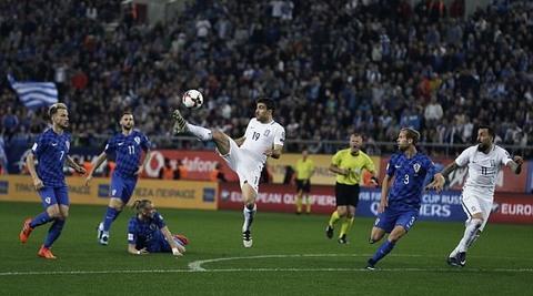 Hy Lạp 0-0 Croatia