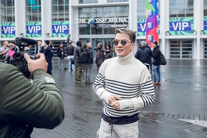 Đàm Vĩnh Hưng,MTV châu Âu