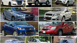10 mẫu ô tô 'ế' nhất Việt Nam tháng 10/2017