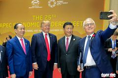 APEC cho thấy lực lượng công an Việt Nam tuyệt vời