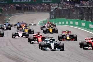 Brazil GP: Vettel chiến thắng, Hamilton bứt phá kinh điển