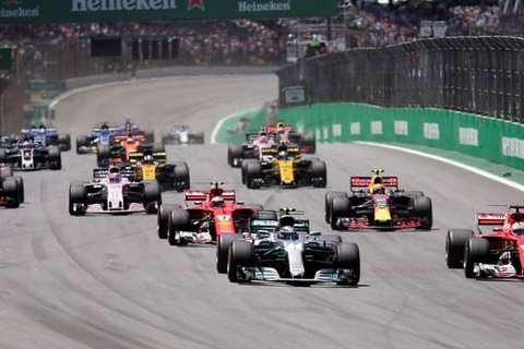 F1 Brazil GP: Vettel chiến thắng, Hamilton bứt tốc kinh điển