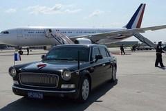 Chiếc xe đắt nhất Trung Quốc hiếm khi lăn bánh ra nước ngoài