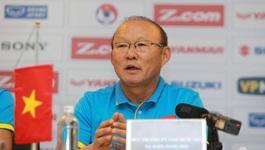 HLV Park Hang Seo: Đối thủ mạnh hay yếu, đơn giản là phải thắng