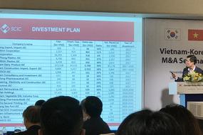 Hơn 50 tỷ USD Hàn Quốc đầu tư vào Việt Nam