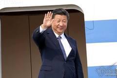 Tổng bí thư, Chủ tịch Trung Quốc Tập Cận Bình rời Hà Nội