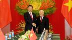 Tuyên bố chung Việt Nam - Trung Quốc