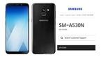 Samsung vô tình xác nhận sự tồn tại của Galaxy A5 2018