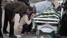 Thương vong vì động đất ở Iraq-Iran tăng chóng mặt