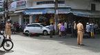 Cán bộ CA tỉnh Sóc Trăng lái xe vi phạm gây tai nạn liên hoàn