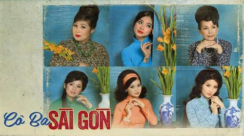 Trailer phim Cô Ba Sài Gòn