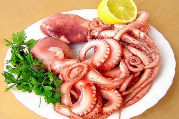 bạch tuộc,hải sản,món ngon miền biển,đặc sản nhà giàu
