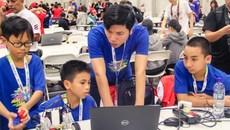 Học sinh Việt Nam lọt vào top 10 Robotics thế giới