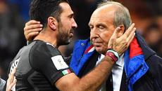 Italia thê thảm, HLV kiên quyết không từ chức