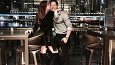 HOT: Hà Hồ công khai hôn má Kim Lý trong ngày sinh nhật, chính thức xác nhận hẹn hò!