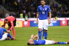 Italia lỡ vé World Cup 2018: Nỗi hổ thẹn được báo trước
