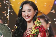 Á hậu Hà Thu đoạt Quán quân Tình Bolero 2017