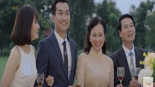 Ngược chiều nước mắt tập 17: Đám cưới đẹp trước giông bão - ảnh 1