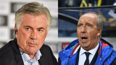 Thua xấu hổ, Italia nhờ Ancelotti cứu rỗi