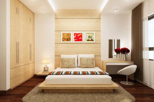 Cách thiết kế phòng ngủ sang trọng - ảnh 2