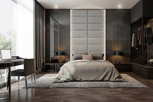 Cách thiết kế phòng ngủ sang trọng - ảnh 1