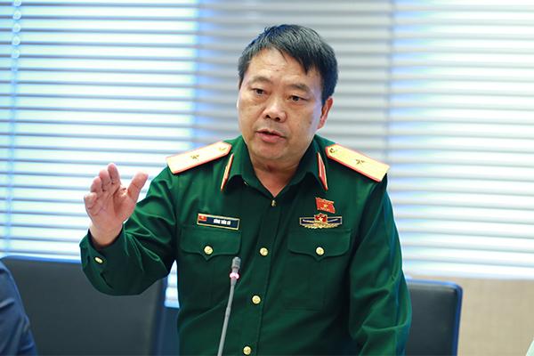 quân đội làm kinh tế,thượng tướng Lê Chiêm,Thứ trưởng Bộ Quốc phòng