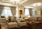 Thiết kế nội thất biệt thự đẹp lung linh