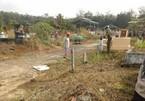 Bắt gã chồng giết vợ, mang xác ra nghĩa trang đốt phi tang