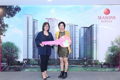 Dự án chung cư chuẩn Singapore chào đón cư dân đầu tiên
