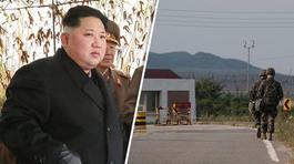 Người Mỹ bí ẩn định vượt biên sang Triều Tiên