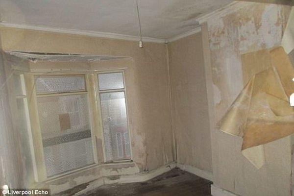 Mua nhà ma cũ nát giá 1 bảng Anh, cặp vợ chồng cải tạo thành căn hộ đẹp kinh ngạc - ảnh 4