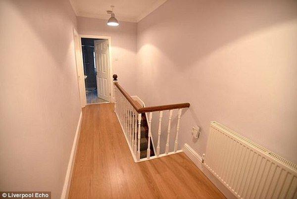 Mua nhà ma cũ nát giá 1 bảng Anh, cặp vợ chồng cải tạo thành căn hộ đẹp kinh ngạc - ảnh 6